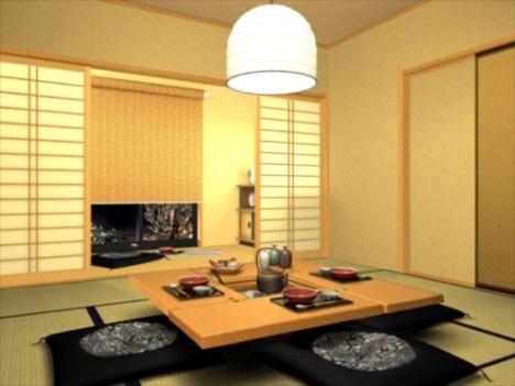 Tìm hiểu về phong cách thiết kế nội thất Nhật bản