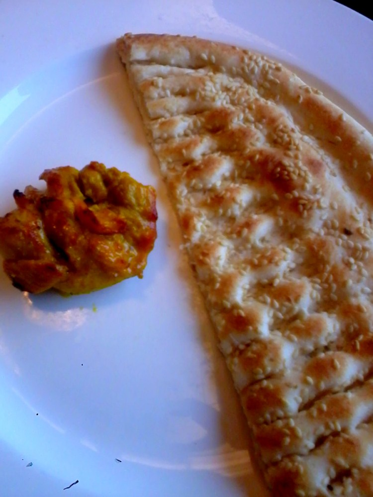 Delicious Chicken Irani Boti at Bundu Khan & My Pakistani Sentiments.  (2/3)