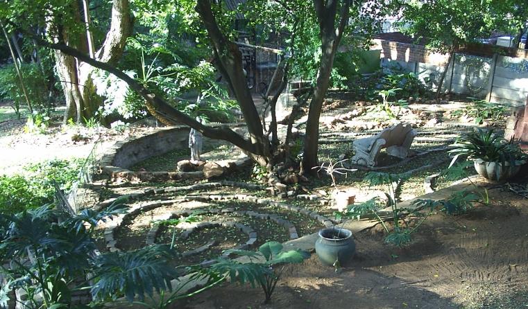 Labyrinth at Pangani