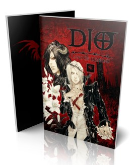Dio manga cover