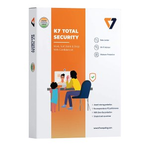 Renew 1 Pc 1 Year K7 Total Security Latest Version ( Instant Email Delivery of Key ) No CD Only Key