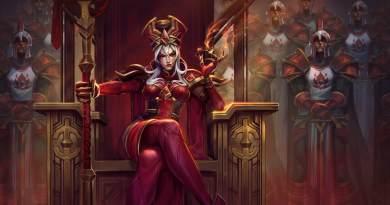 High Inquisitor Sally Whitemane - Heroes of the Storm Hero