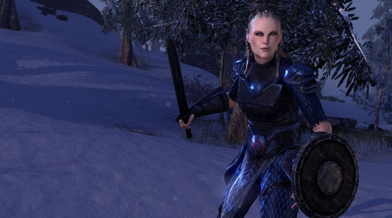Lagertha ESO Character Creation