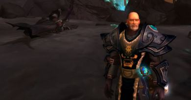 Kharlos - WoW Shadowlands - Protection Paladin in the Maw ep.01