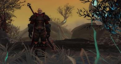WoW Shadowlands - Patch 9.1 Campaign Quests Korthia