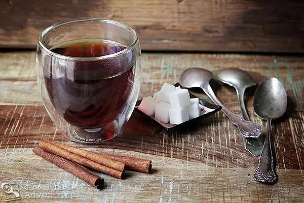 Sudanese Cinnamon Tea
