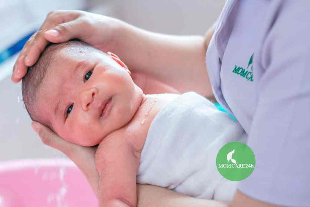 Spa cho bé và mẹ Momcare24h