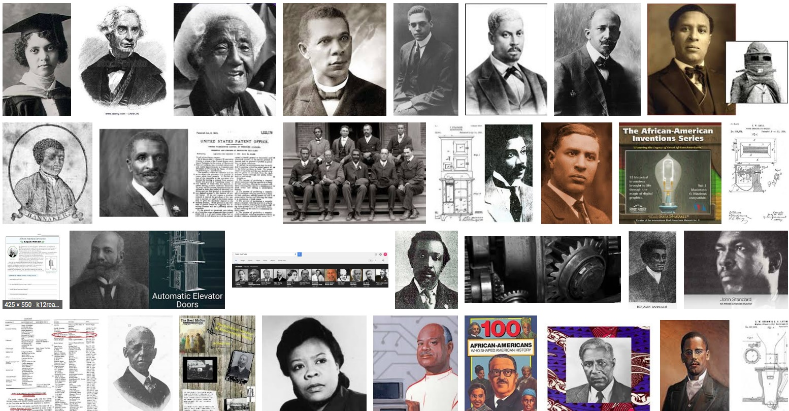 11 African American Inventors Who Changed The World The