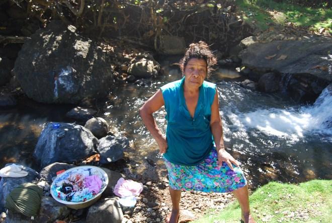 Kalinago Woman