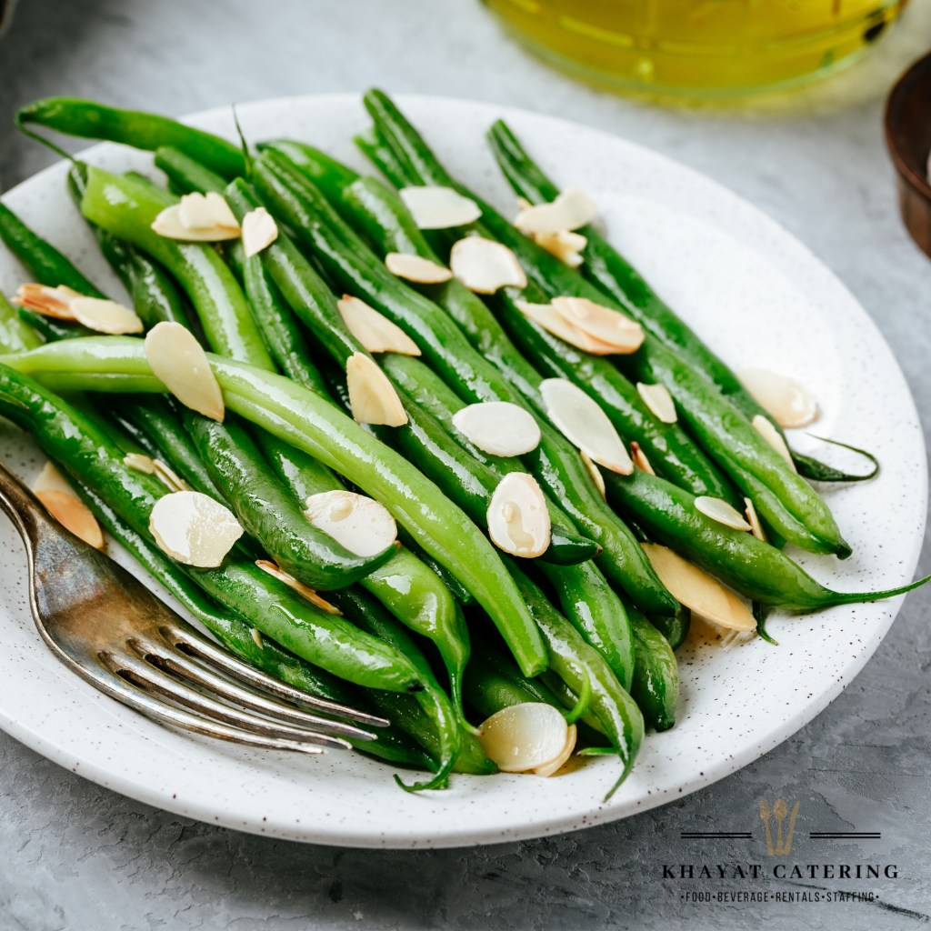 Khayat Catering French green beans