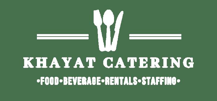 Khayat Catering Logo-white