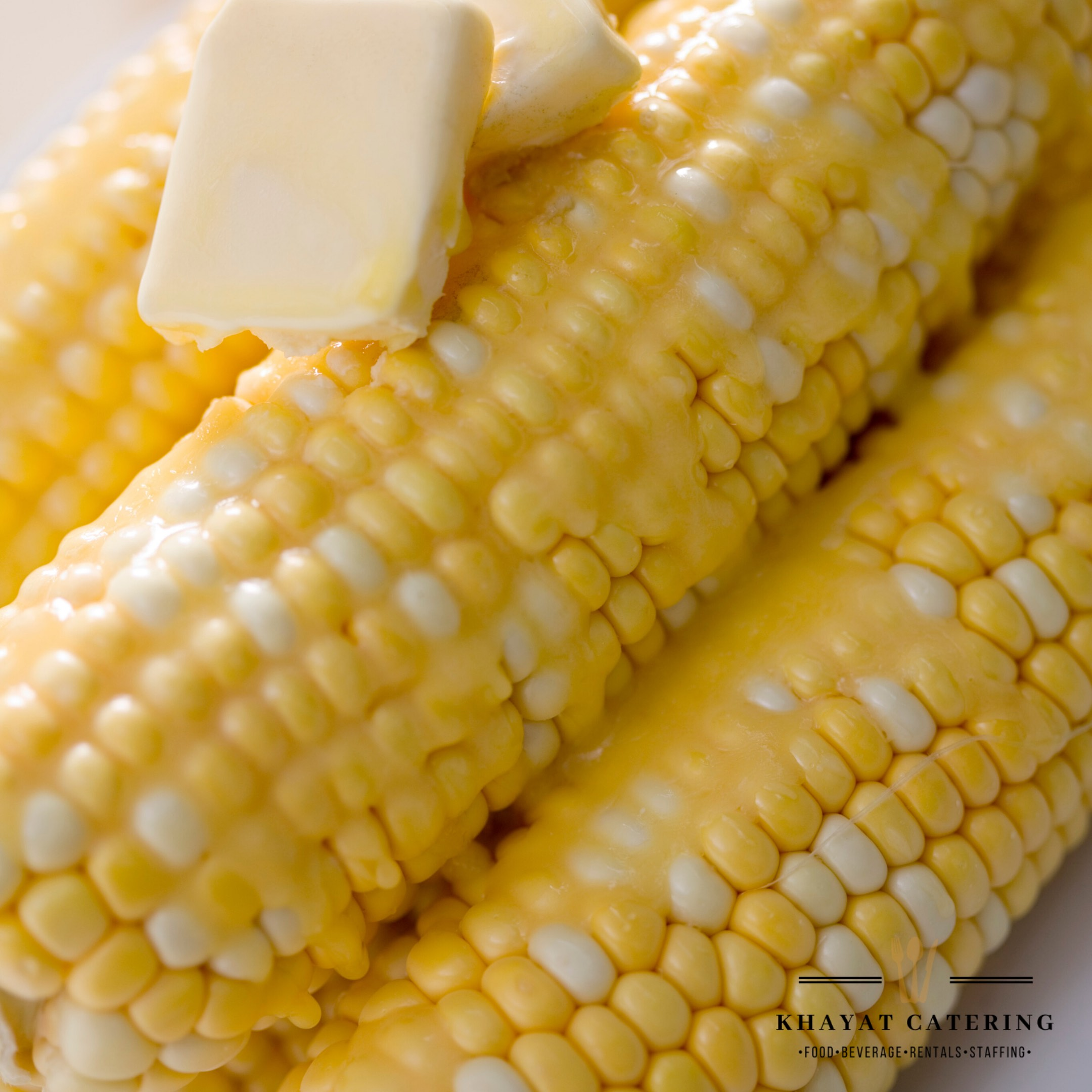 Khayat Catering corn on the cob