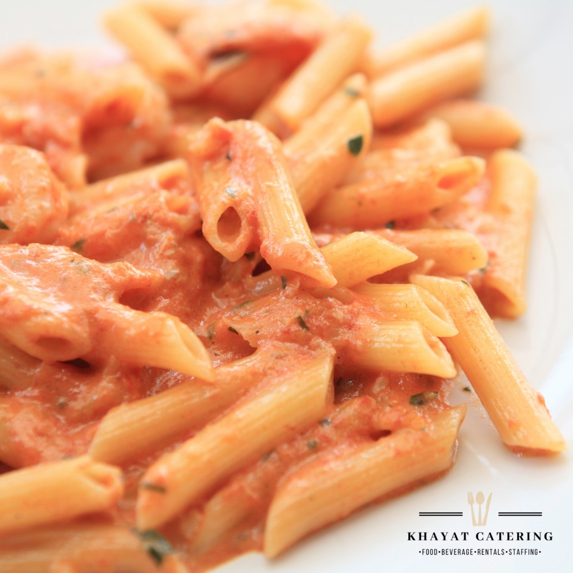 Khayat Catering penne