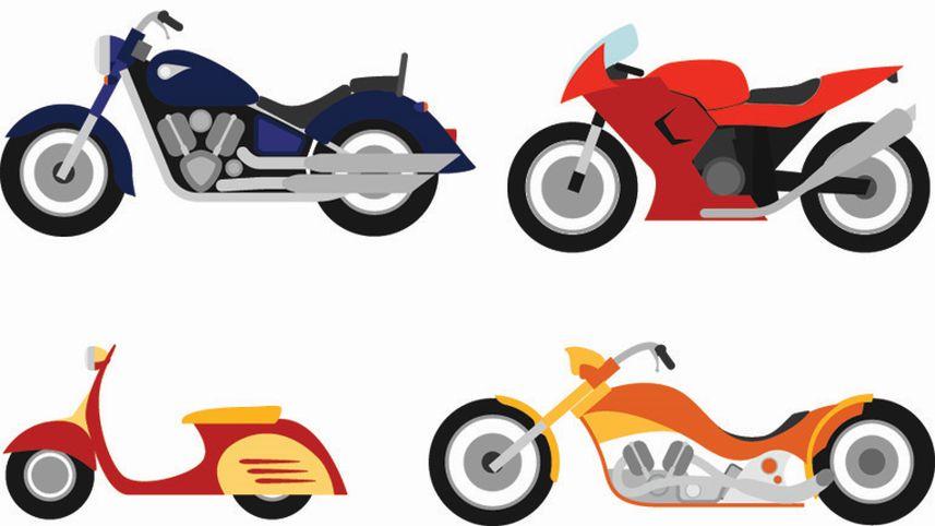 Mengenali Jenis Sepeda Motor Di Indonesia