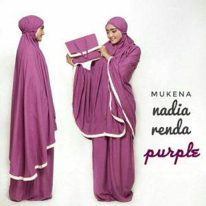 Nadia Renda Purple
