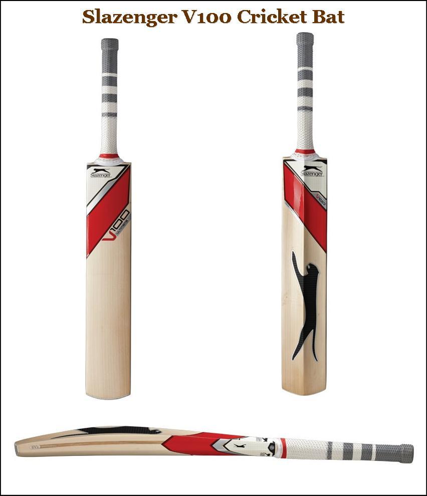 Slazenge Cricket Bats - Details