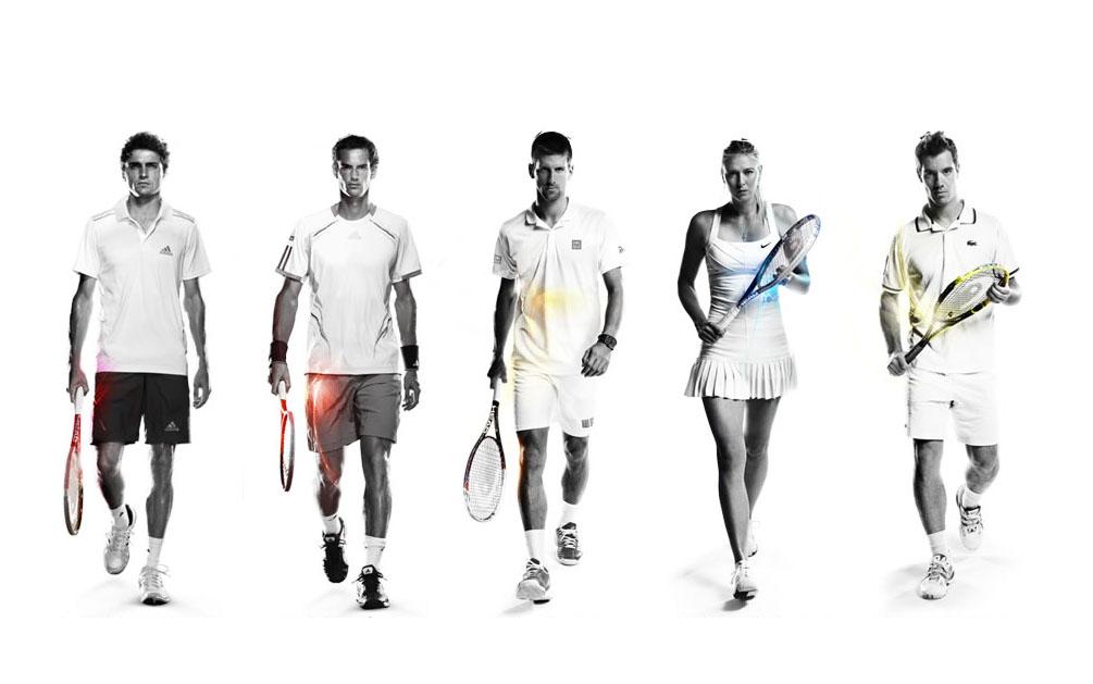 Head Tennis Rackets - Players