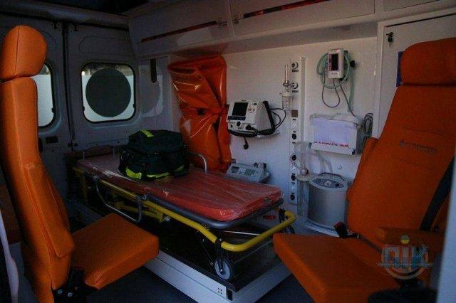 Центр экстренной медицинской помощи получил современные «скорые»