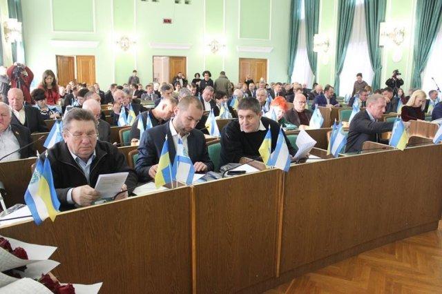 Депутаты облсовета приняли бюджет Херсонской области на 2018