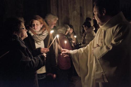 Svátek Uvedení Páně do chrámu - Hromnice
