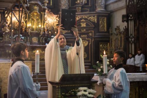 Posvícení v kostele sv. Jakuba