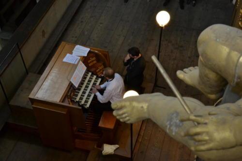 Katedrály pomáhají katedrále - zahajovací koncert
