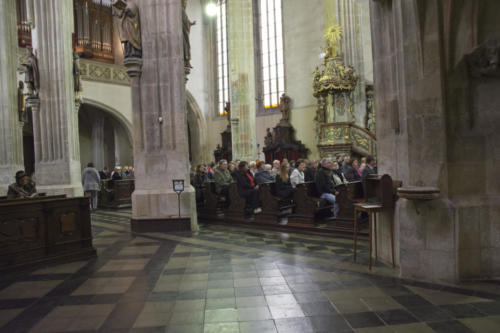 Posvícení kostela sv. Jakuba