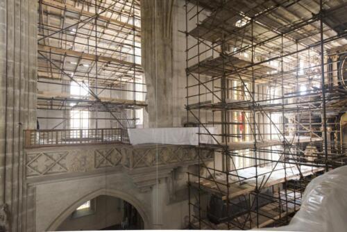 Obnova kostela sv. Jakuba