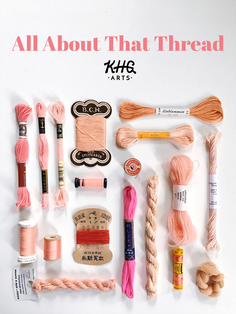 All About That Thread Part Ii Khg Arts