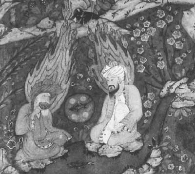Khiḍr and Ilyas at the Fountain of Life