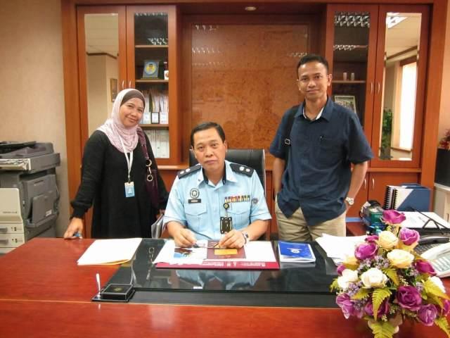Parol dan Perkhidmatan Komuniti, Jabatan Penjara Malaysia, Parol WPKL, Saidun Othman