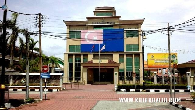 Bandar Pontian Johor, Majlis Daerah Pontian, MDP