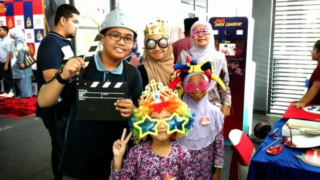 Hari Perjumpaan Keluarga Jamak, Daeng Pabitah, Bugis Johor,