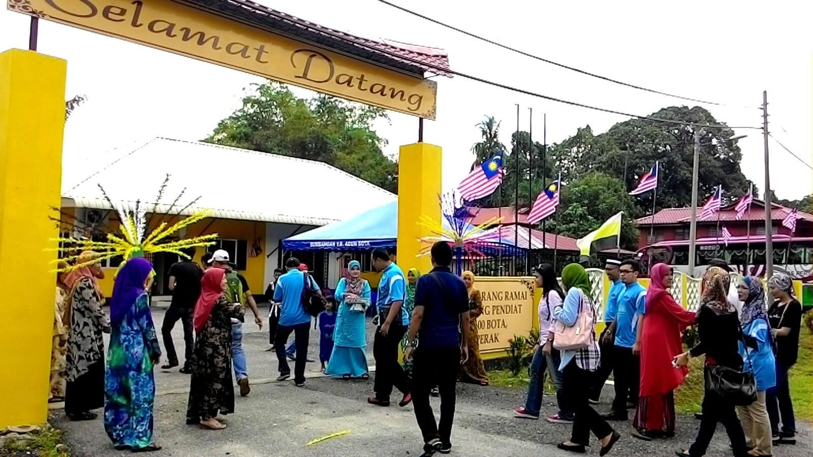 Kampung Pendiat Bota Kanan Perak