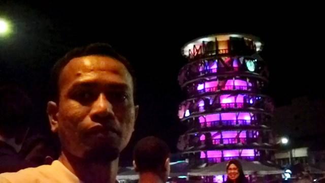 Menara Condong Teluk Intan, Perak