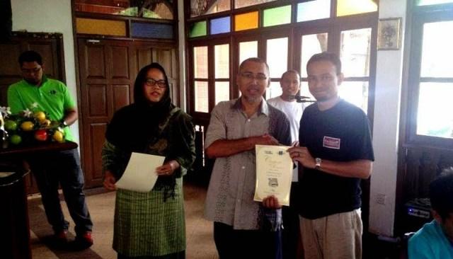 Pasir Salak Eco Resort, Haji Ibrahim Seddiqi Talib, Khir Khalid