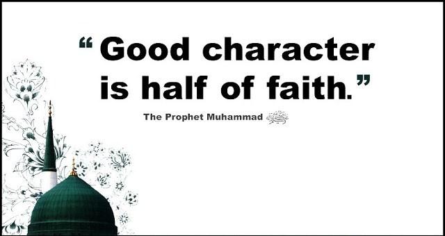 Ramadan and character improvements