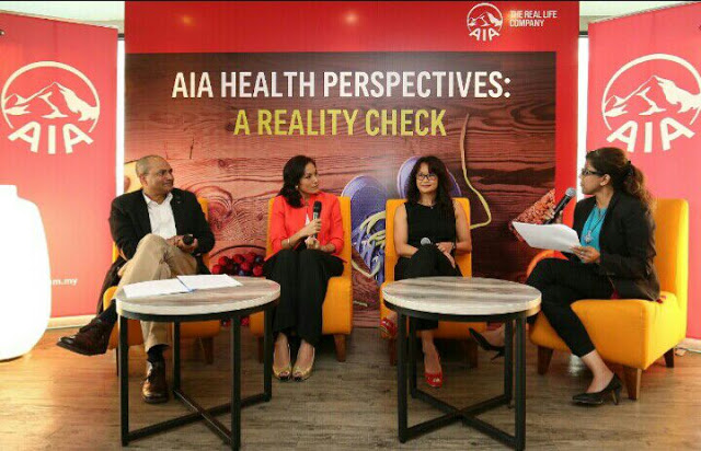 AIA Healthy Living Index 2016