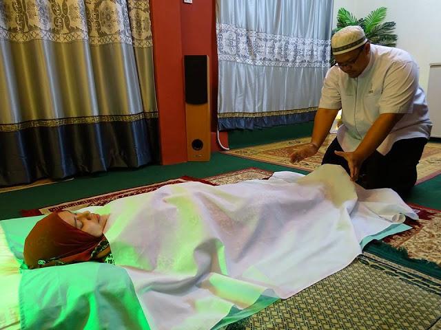 Ciri-ciri perawatan Islam