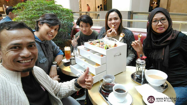 Cafes Richard Sky Avenue, Resorts World Genting, Blogger Malaysia,