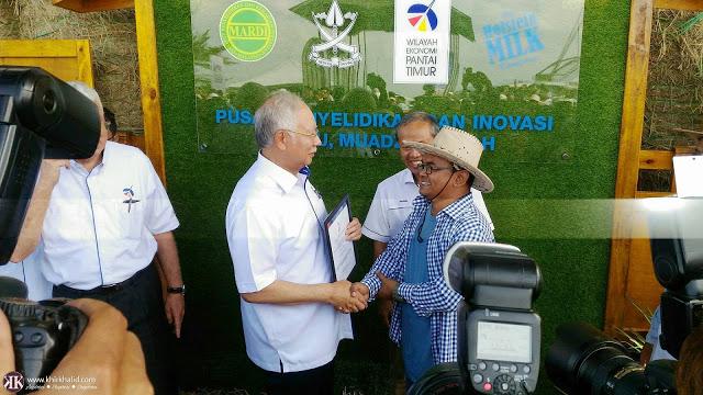 MSCRIC, Dato Sri Najib Razak,