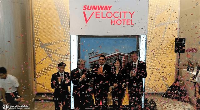 Sunway Velocity Hotel Cheras,