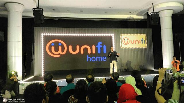 TM Unifi 2018, TM Convention Centre, Unifi, unifi home,
