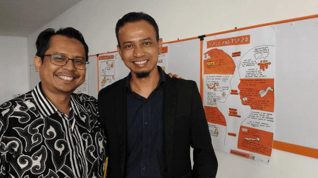 En Zulhaimi Othman, Pengarah Urusan LeapEd Services Sdn Bhd,