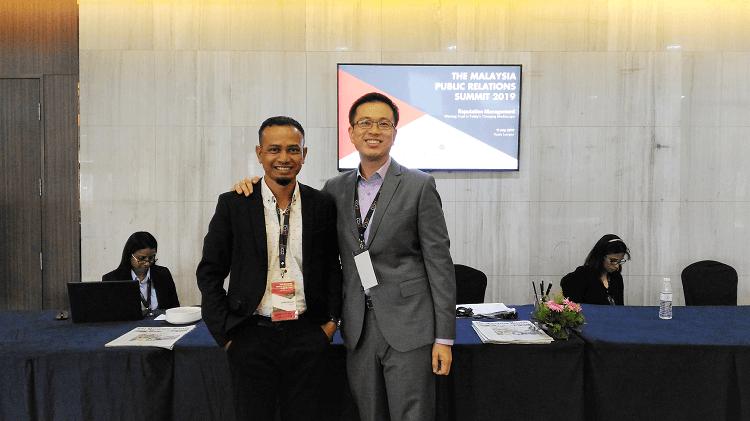 Malaysia PR Summit 2019, Andy See, Khir Khalid,