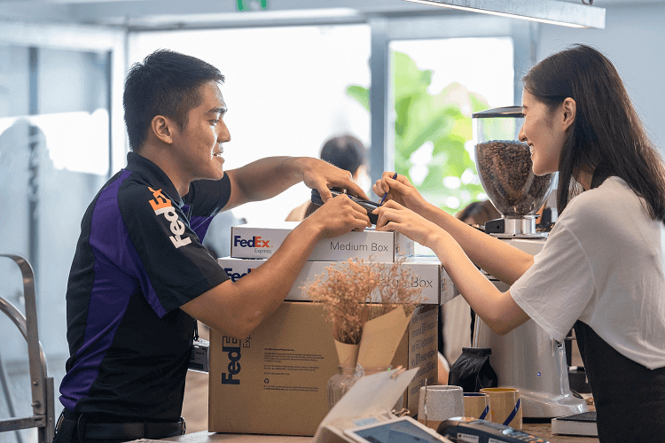FedEx partners with BBC Global News