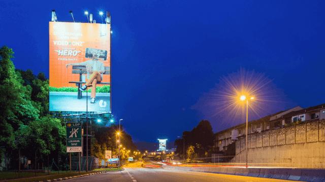 Periklanan billboard dalam cabaran era digital