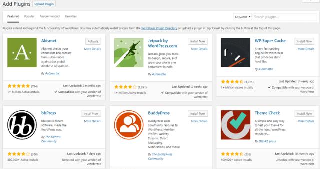 Cara mudah bina laman web dengan CMS WordPress.