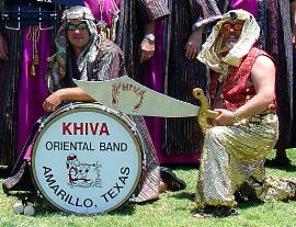 oriental band