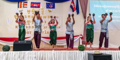 Rabam Traloak, Khmer New Year, Vennesla Hall, Norway 2019